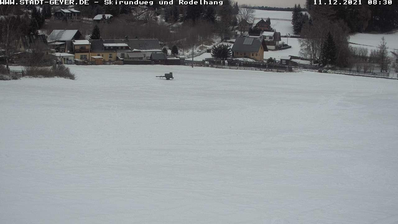 Skirundweg und Rodelhang